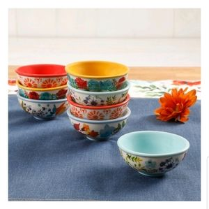 8-Piece 3.12-Inch Dip bowl set new